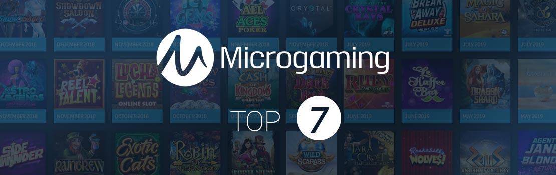 microgaming top 7