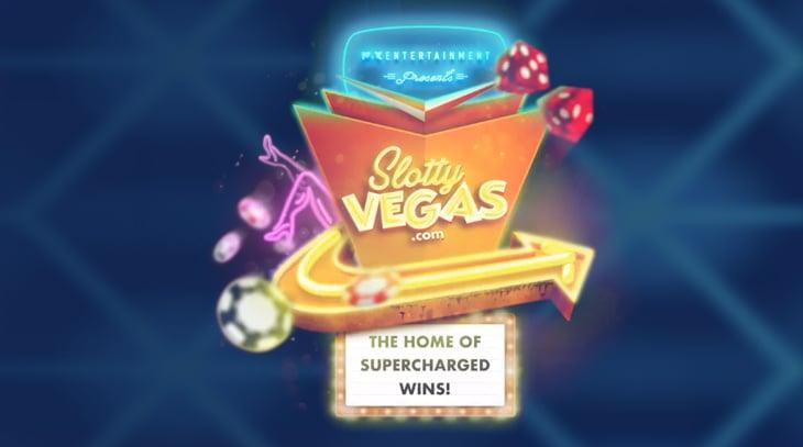 Slotty Vegas kasino tarjous