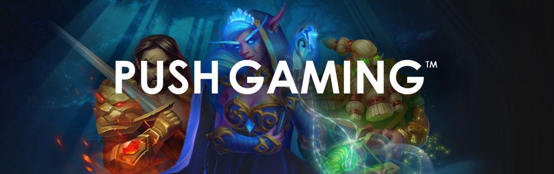 push gaming -kasinot