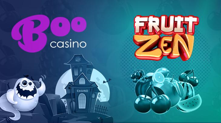 Boo Casinon eksklusiivinen tarjous