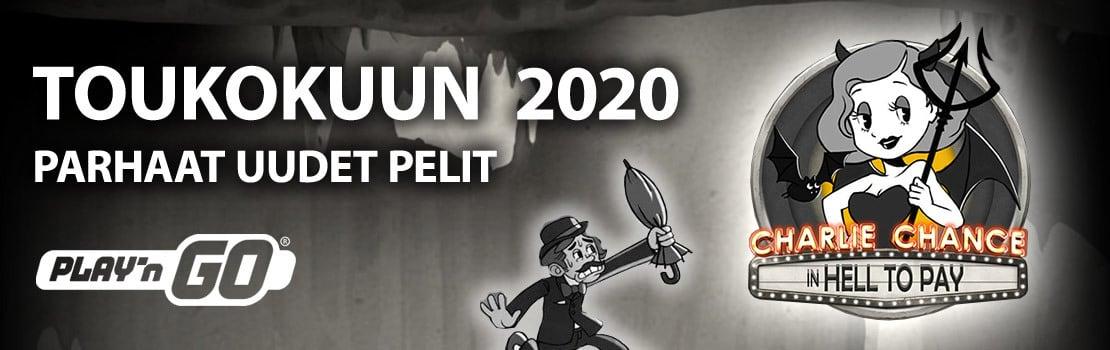 toukokuun 2020 parhaat uudet pelit