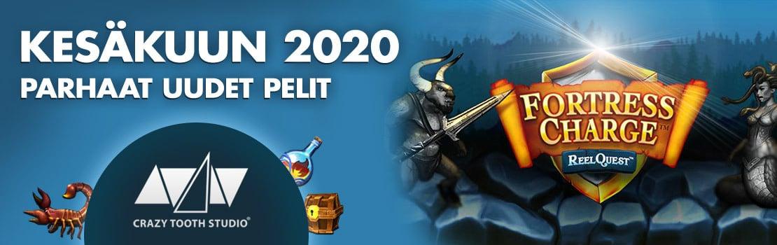 Kesäkuun 2020 parhaat uudet pelit