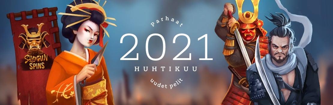 Huhtikuun parhaat uudet pelit 2021