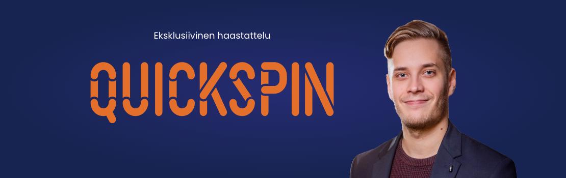 quickspin-haastattelu