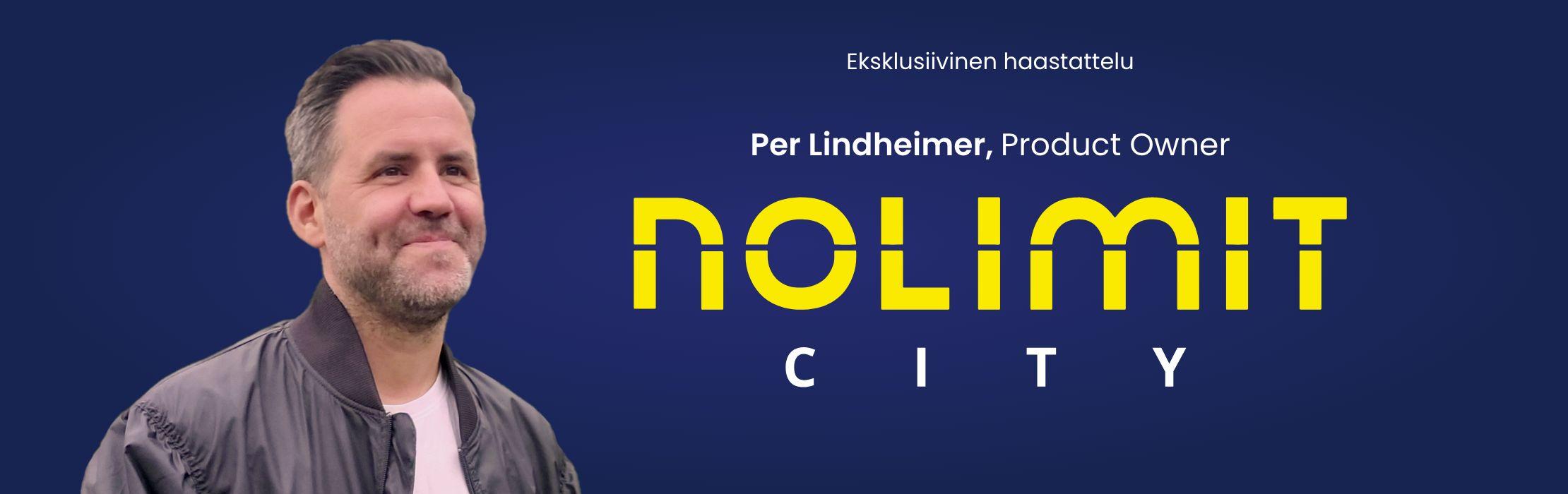 nolimit city -haastattelu